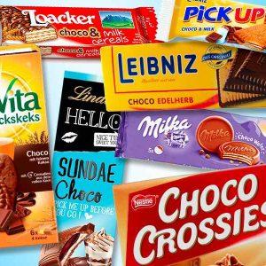 Schokolade Zu Tintenfisch Mutiert!