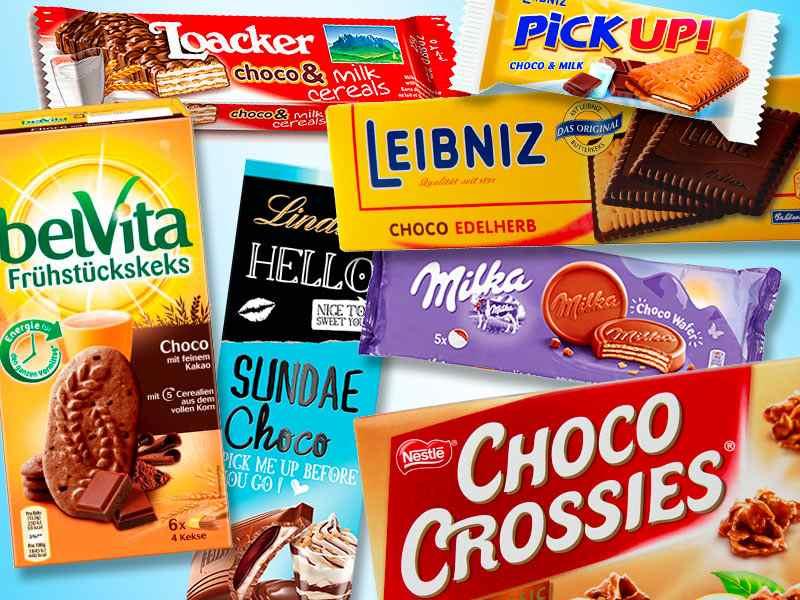Alles 'Choco': Tintenfisch Muss Heute Rein In Die Schokolade!