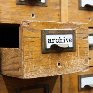 Die Archive Der Mittelständischen Unternehmen Deutschlands Bergen Millionen Geschichten. Ein Ungehobener Schatz! Foto:  Besjunior/fotolia